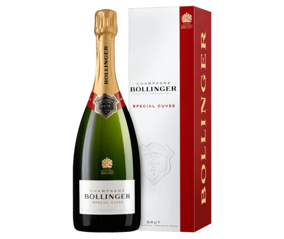 CHAMPAGNE BOLLINGER SPECIAL CUVEE BRUT 12° CL.75