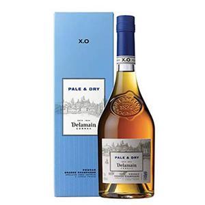 Cognac Delamain xo pale & dry cl.70