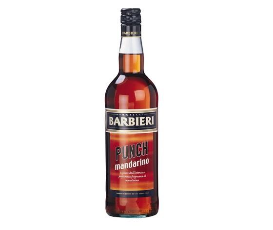 Punch rum Barbieri cl. 100
