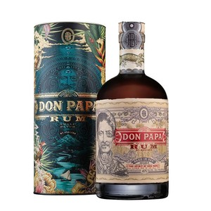 Rum Don Papa 40° cl.70 ASTUCCIATO VARI TIPI
