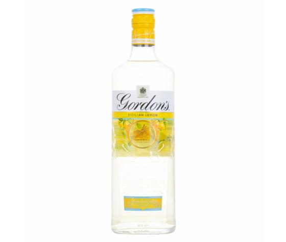 GIN GORDON'S SICILIAN LEMON  CL 70