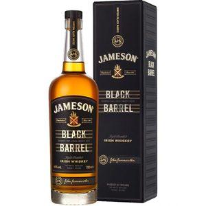 WHISKY JAMESON BLACK BARREL CL70