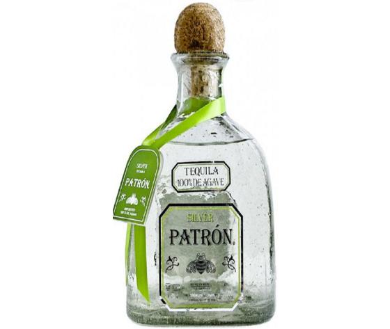 TEQUILA SILVER PATRON 40° LITRO