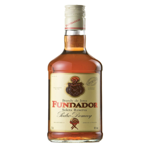 Brandy solera Fundador cl. 70