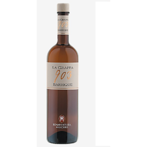 Grappa 903 barrique cl. 70 MASCHIO