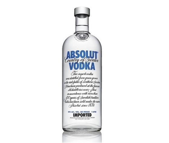 Vodka Absolut Blù 40° cl.70