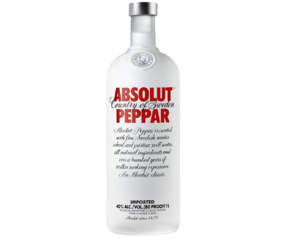 Vodka Absolut Peppar 40° cl.100