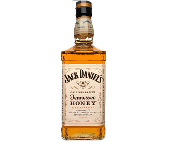 Whisky Jack Daniel's Honey 35° cl.100