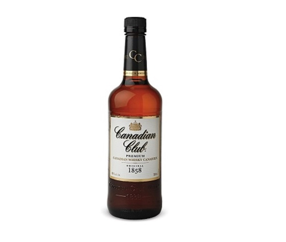 Whisky Canadian Club 40° cl.70