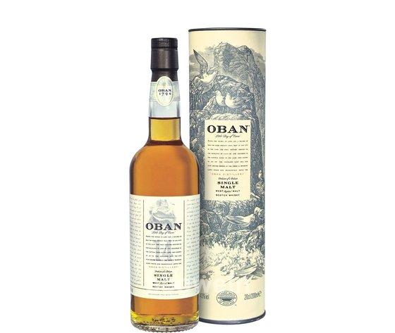 Whisky Oban 14 y 43° cl.70