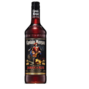 Rum Captain Morgan Black 40° cl.100