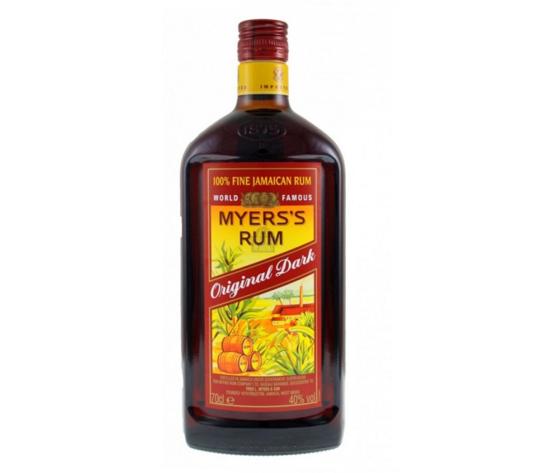 Rum Myers's Original Dark 40° LITRO