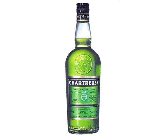 chartreuse verde cl. 70  55°