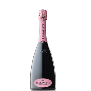 BELLAVISTA ROSE' 2015 BRUT CL.75