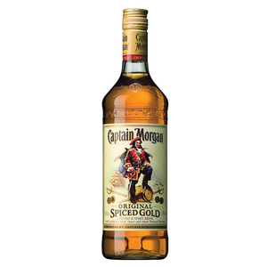 Rum Captain Morgan Spiced Gold 35° cl.100