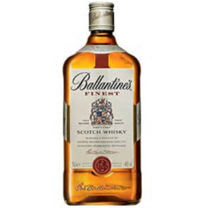Whisky Ballantines 5 y Finest 40° cl.100