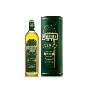 WHISKY BUSHMILL'S IRISH SINGLE MALT 10 Y CL. 70 40°