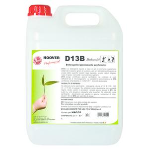 D13 DOLOMITI DETERGENTE SANIFICANTE DEODORANTE