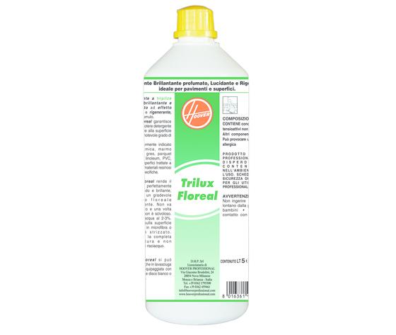 TRILUX FLOREAL Detergente brillantante, lucidante e rigenerante