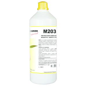 M203  SMACCHIATORE PRETRATTANTE PER MOQUETTE