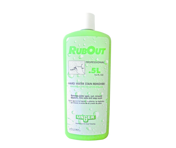 RUB OUT DETERGENTE PER VETRI