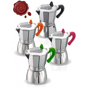 Caffettiera 1 tazza Valentina Gat.