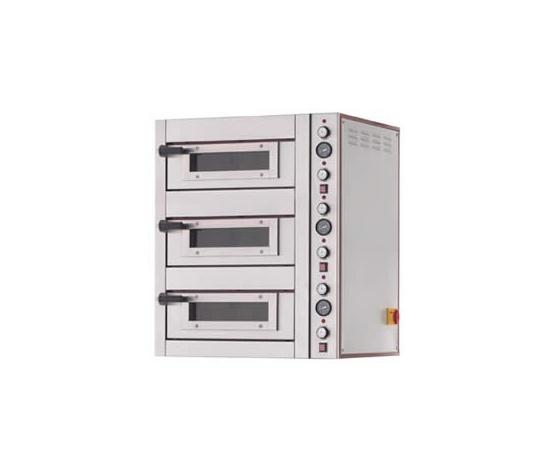 Forno pizza elettrico 3 camere