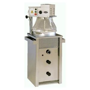 Mescolatore per polenta con distributore di farina 15 kg