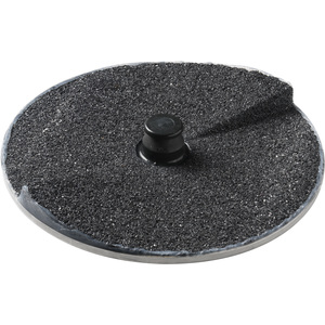 Piattello in carborundo abrasivo per PPN-PPF 5/10/18