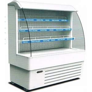 Espositore murale refrigerato latticini e salumi-SUNNY JUNIOR 10SL