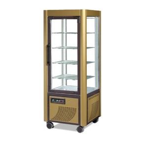 Vetrina Espositore refrigerato panoramico 1 porta Temp.-5° -20° C