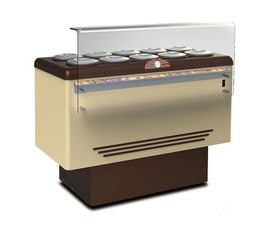 Vetrina gelato DOLCE VITA 10