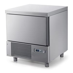 Abbattitore di temperatura 5 teglie -pasticceria 60x40 cm