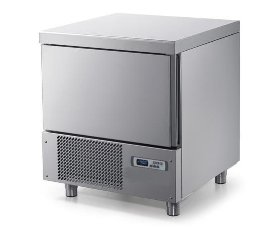 Abbattitore di temperatura 5 teglie pasticceria 60x40 cm-DOLOMITI 5 P