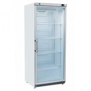 Armadio frigo 600 l. porta in vetro temp +2°+10°C