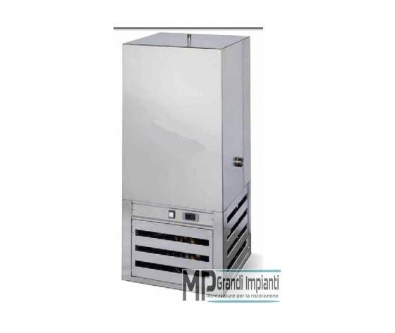 Refrigeratore d'acqua 70 l. per ora cap. vasca 100 l.