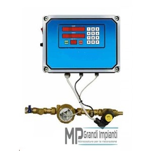 Dosatore di acqua portata 50 lt. al minuto-MA/ECO
