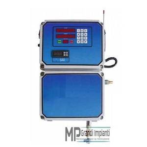 Dosatore miscelatore d'acqua inox portata 60 lt. al minuto-MDM INOX