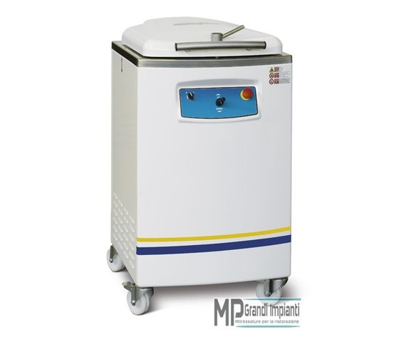 Spezzatrice semi-automatica quadra idraulica 20 pz da 150 a 1000 gr.