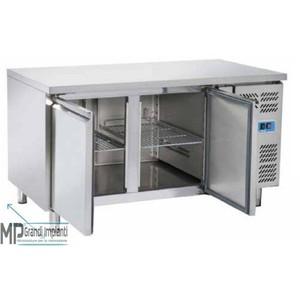 Tavolo refrigerato pasticceria 2 porte Temp. +2°+8°C
