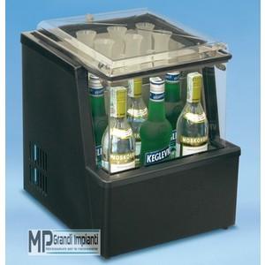 Vetrina refrigerata da banco per liquori