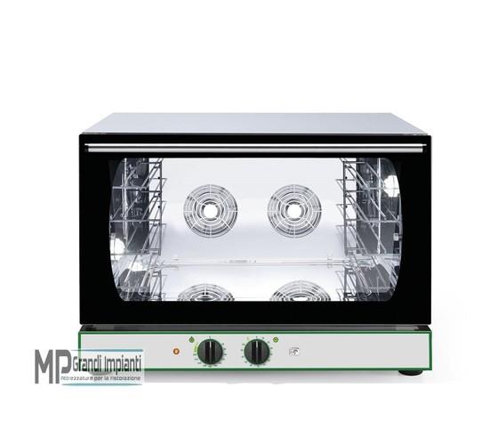 Forno a convezione elettrico con umidificatore 4 teglie meccanico-CMP4GDM