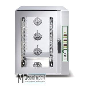 Forno elettrico convezione/vapore diretto 10 teglie 60x40 digitale