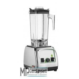Frullatore Professionale cromato 2 litri-BL020B