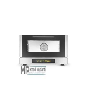 Forno elettrico digitale a convezione con vapore 3 teglie 600x400 mm-EKF 364 D UD
