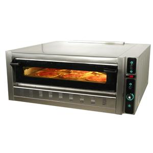 Forno pizza a gas 6 pizze diam. cm 30-FG6L