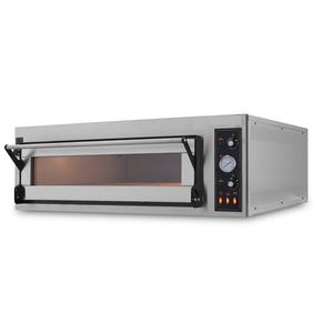 Forno pizza elettrico 1 camera cm 124x84x18h-TR6L