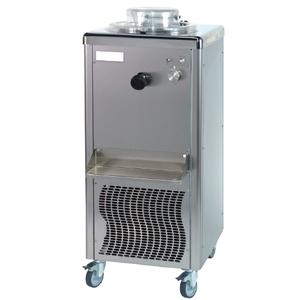Mantecatore gelato produzione gelato 10 litri/ora