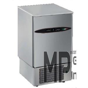 Abbattitore di temperatura per gelateria 7 teglie touch control-AT07ISOTH