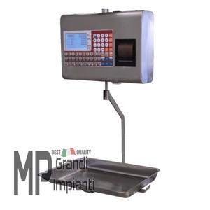 Bilancia Elettronica pensile per pescherie portata 12/30 kg-Pensile12/30